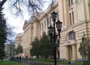 Комплекс зданий Донского политехнического института в Новочеркасске