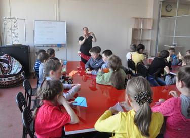 Встреча «Уроки оригами: от простого к сложному»