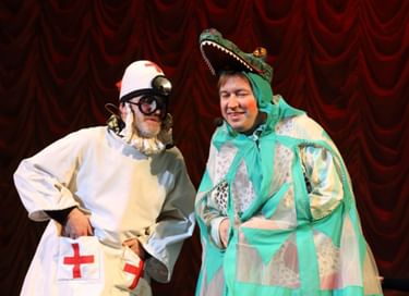 Спектакль «Чудо-дерево, или Карнавал Чуковского»