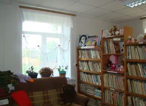Лизуновская сельская библиотека