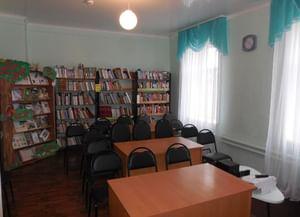 Сасыкольский сельский филиал