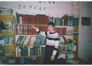 Товарковская городская библиотека