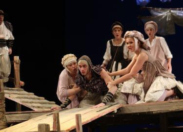 Спектакль «Изрядный Сирокко»