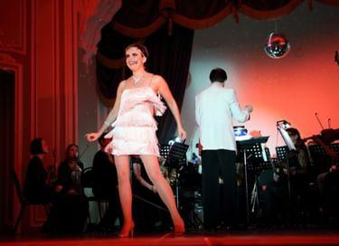 Концерт «Мелодии любви»