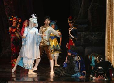 Балет «Волшебный сон принца»