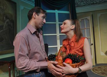 Спектакль «Номер с фруктами»