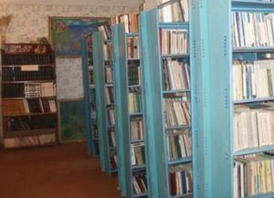 Лисавская сельская библиотека