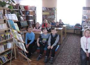 Новощаповская сельская библиотека-филиал