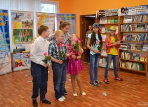 Решоткинская сельская библиотека-филиал