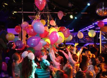 Детская дискотека в ДК «Октябрь»