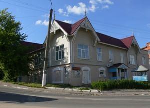 Кондровская детская библиотека