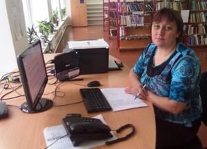 Шипаковская сельская библиотека