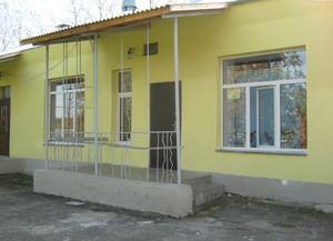 Подвязновская сельская библиотека-филиал