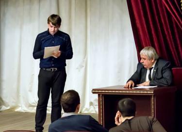 Ежемесячный поэтический семинар в Театре поэзии