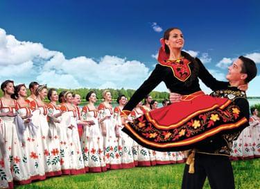 Концертная программа «Волгари поют»