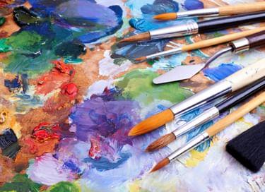 Художественная выставка «Цвет и пятно»