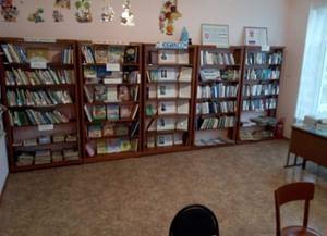 Новозуевская библиотека-филиал