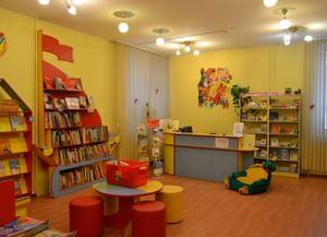 Библиотека № 148 им. Ф. И. Тютчева (филиал № 1)
