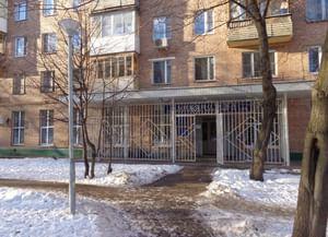 Библиотека № 162 им. К. М. Симонова (филиал № 3)