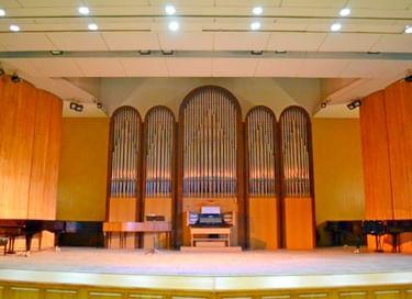 Концерт «Мир органа»