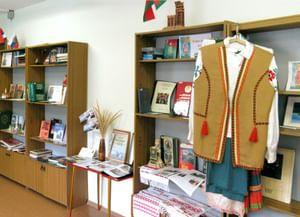 Детская библиотека им. А. Гайдара