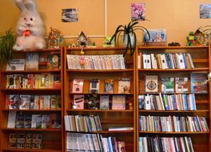 Библиотека-филиал № 9 с. Крутоберегово