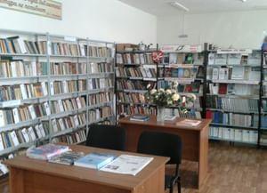 Алхан-Калинская библиотека филиал № 11