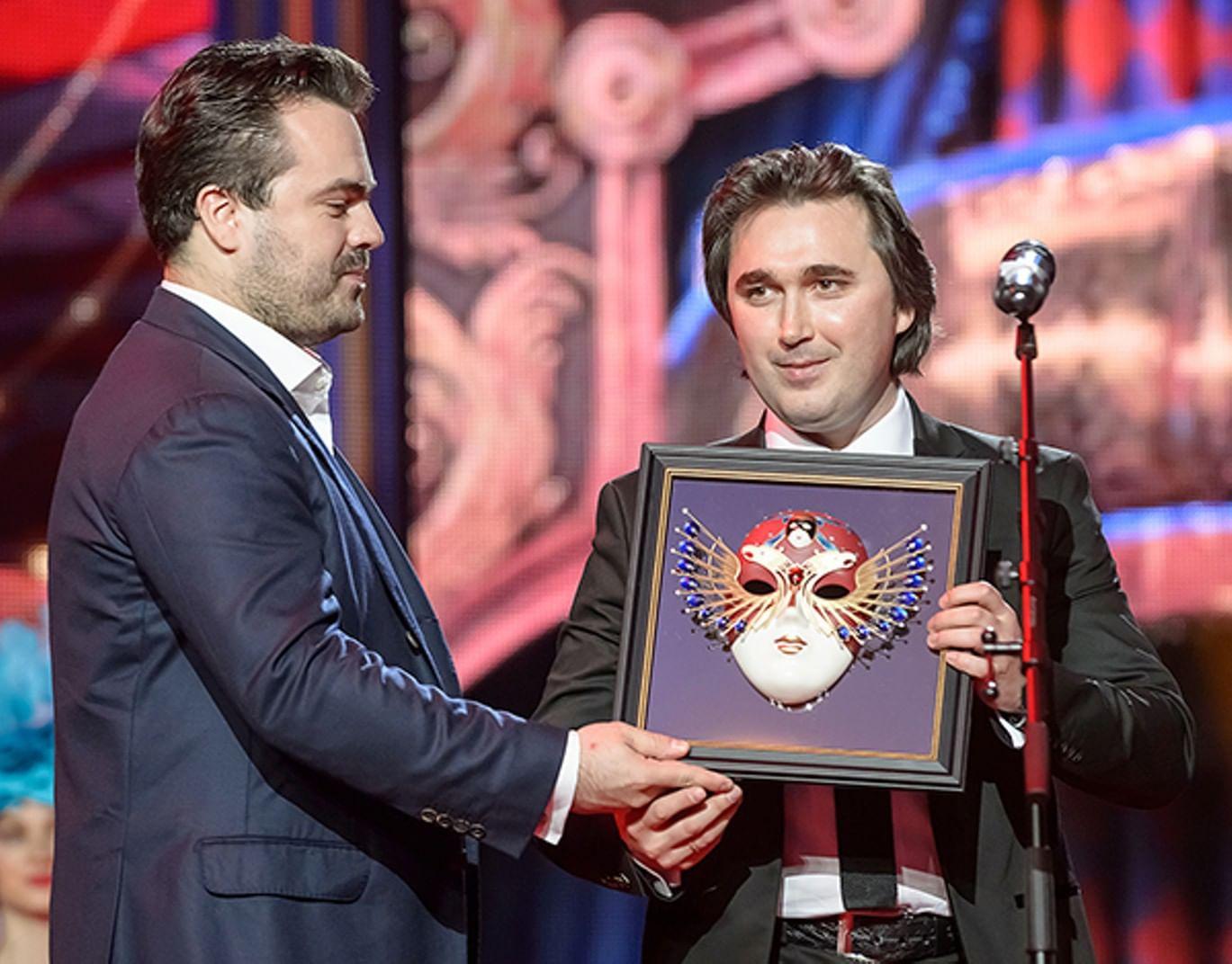 В Москве открывается фестиваль «Золотая Маска». Галерея 1