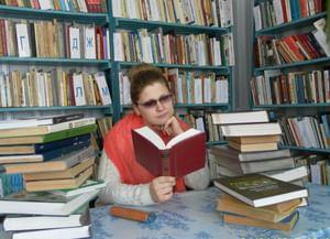 Студёнковская сельская библиотека
