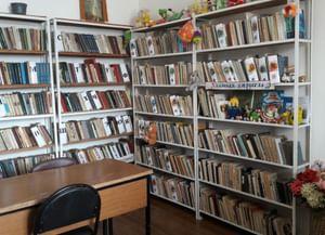 Старо-Атагинская детская библиотека-филиал № 3