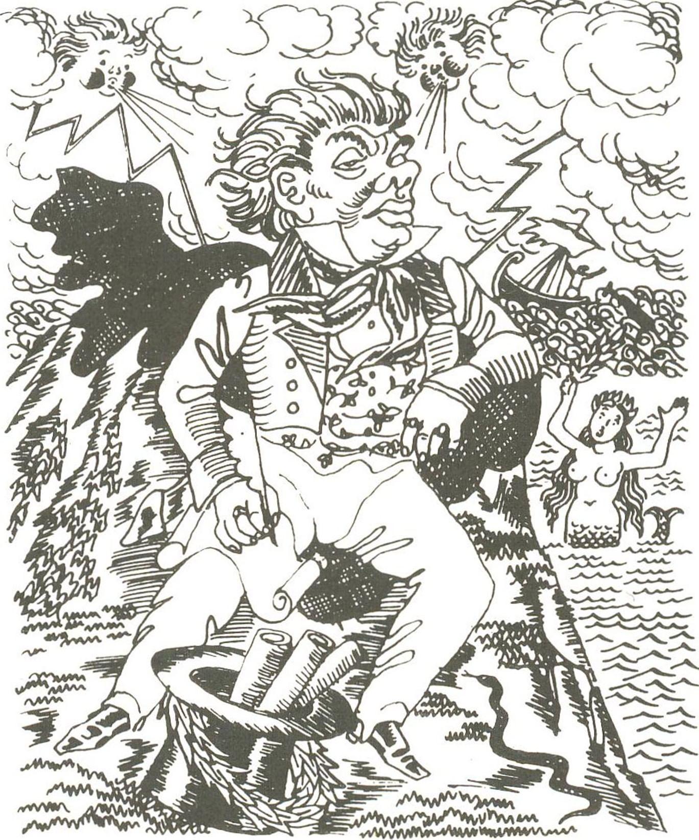 Литературная мистификация XIX века. Галерея 2