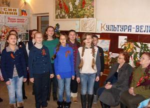Городская библиотека № 6 г. Кимовск