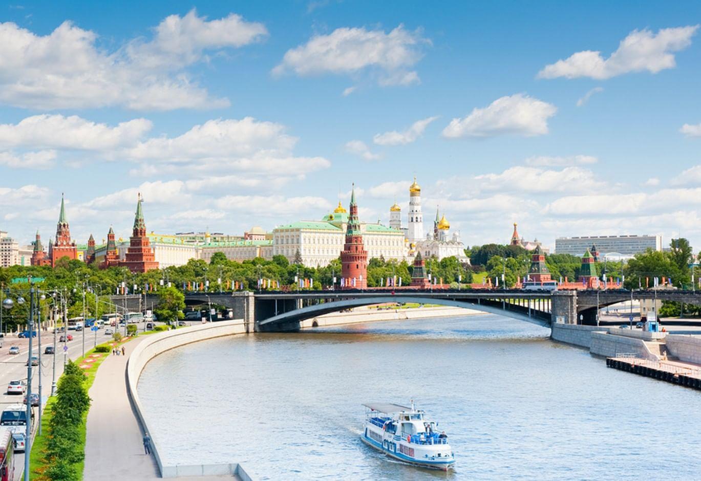 ТОП-5 необычных виртуальных экскурсий. Галерея 1. Экскурсия по кремлям