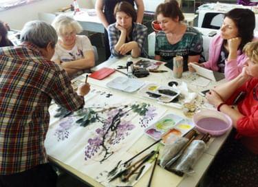 Курс «Китайская и японская живопись в музее Востока»