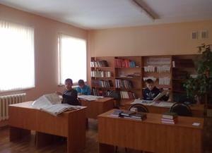 Зимаровская сельская библиотека