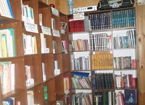 Краснопламенская сельская библиотека