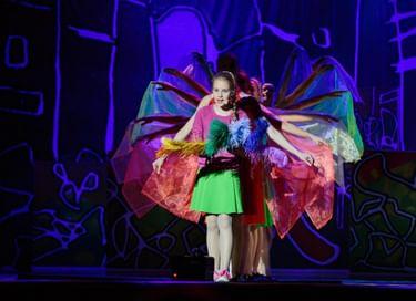 Кастинг в Театр мюзикла Детской филармонии
