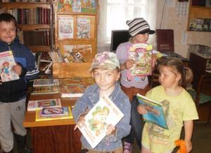 Нагатинская сельская библиотека-филиал № 19