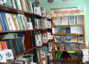 Гавриловская сельская библиотека