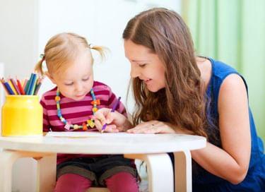 Развивающие курсы «Вместе с мамой!»