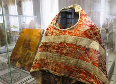 Выставка «Березовские древности»