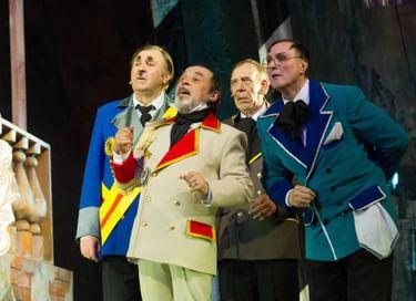 Спектакль «Инкогнито из Петербурга»