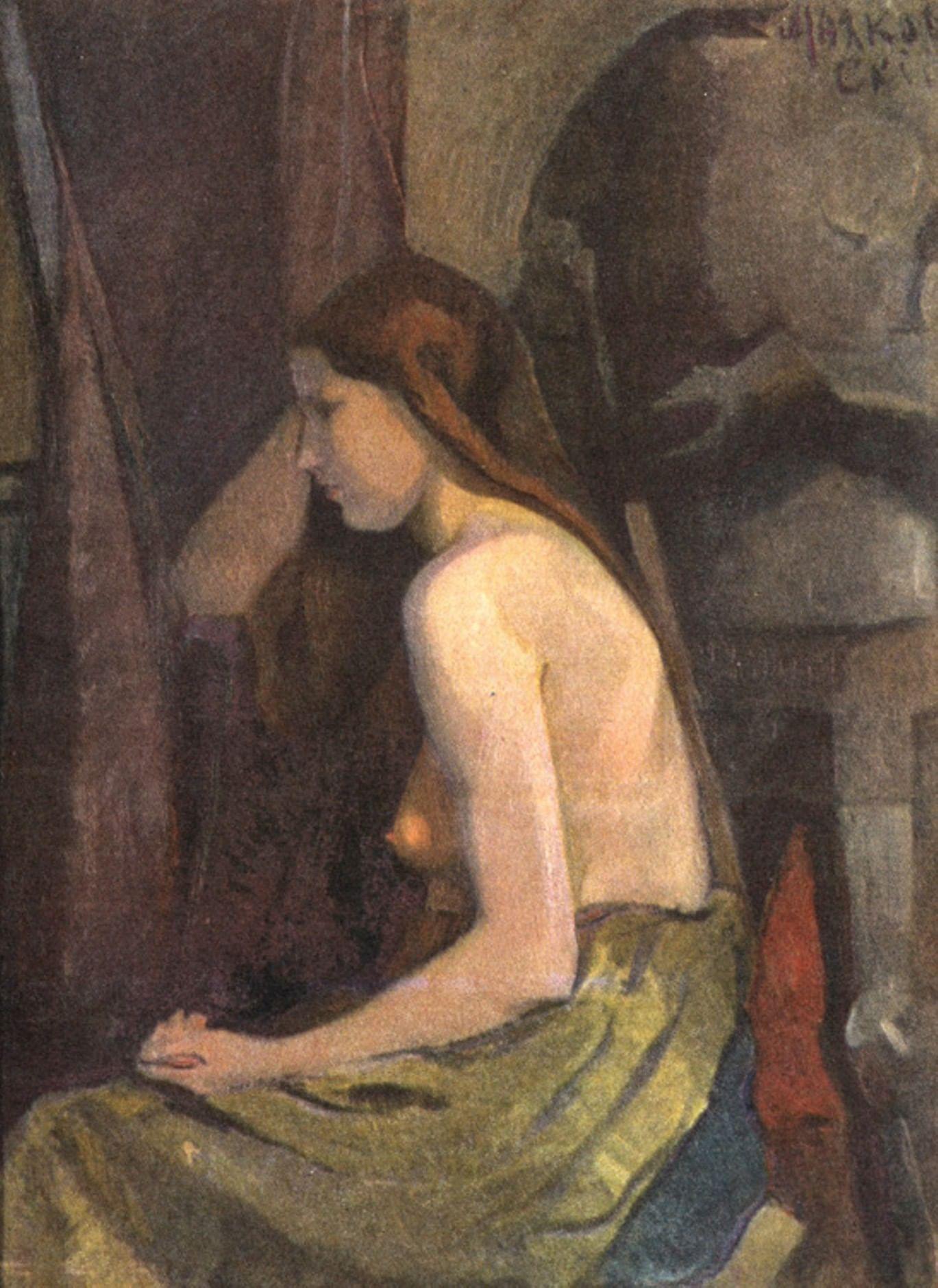 маяковский картины