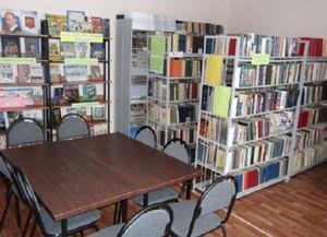Богдановская библиотека-филиал