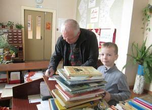 Детская библиотека г. Кимовска