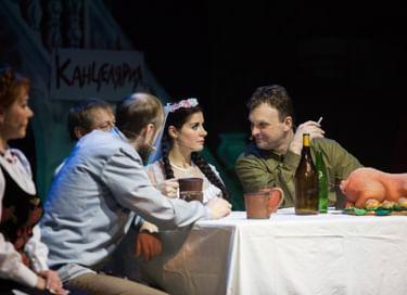 Спектакль «Свадьба в Малиновке»