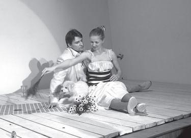 Спектакль «Дама с собачкой»