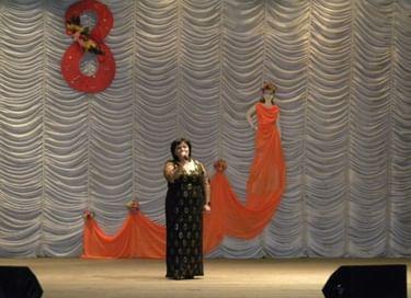 Концерт «Без женщин жить нельзя на свете – нет!»