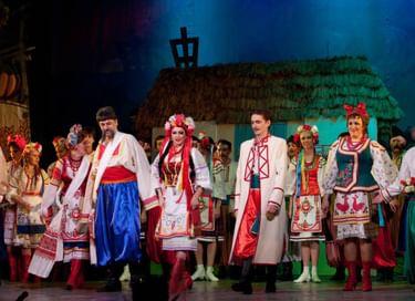 Спектакль «Сорочинская ярмарка»