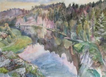 Выставка «Уральское лето»